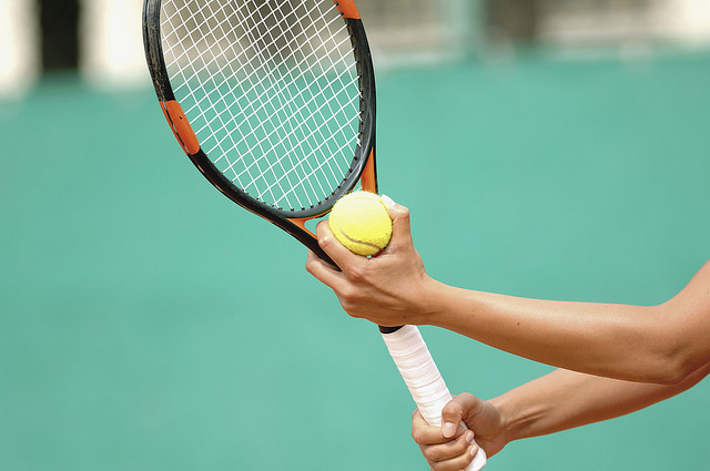 tennis player resources